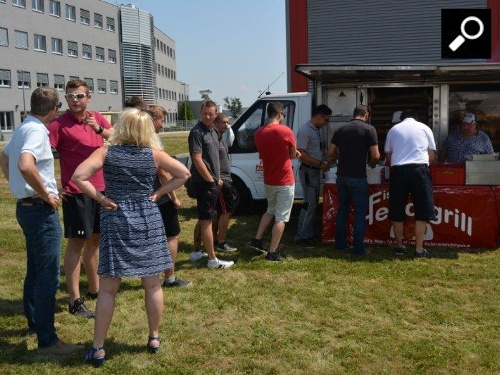 Elmet Elastomer spare time - employee summer party in 2015-image2-small