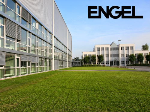 Elmet Elastomere spare time - employee factory visit at ENGEL in St. Valentin