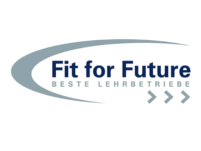Elmet - Fit for Future award as TOP 10 training company in Oftering (Upper Austria - Linz) from the chamber of commerce and the federal ministry of economics