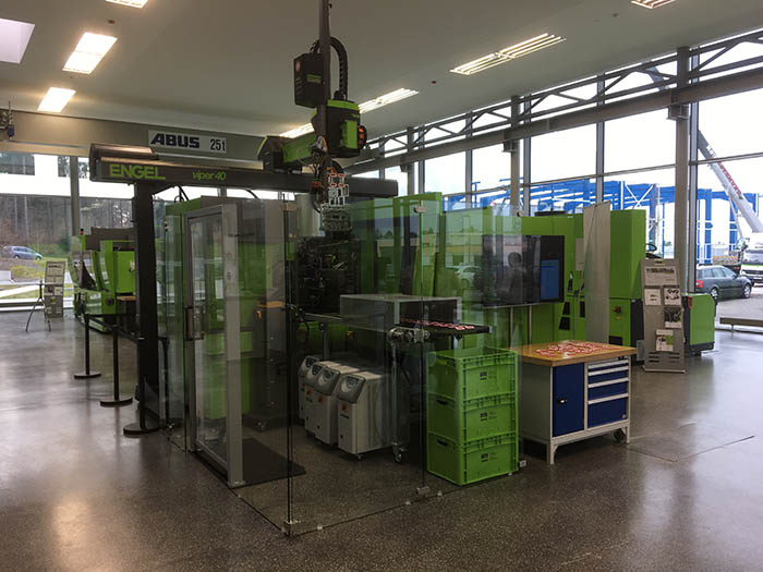 Elmet Elastomere, taking part at the 2K Symposium at Engel in Wurmberg (Germany) at 2017-03-15 - image 2 - small