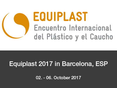 Elmet at the Equiplast 2017 in Barcelona from 02. until 06. october 2017!