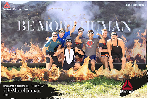 Elmet Elastomere spare time- employee Reebook Spartan Race 2016 in Oberndorf (Tirol)-team-small2