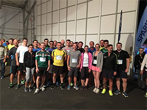 Elmet Elastomere spare time - employee Runway Night Run 2016 in Linz (upper austria)-team-small1