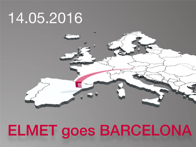 Elmet Elastomere Spare time - Employees company outing 2016 to Barcelona (Spain)